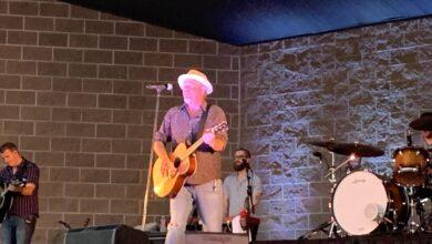 Photo of Texas County Music Star Pat Green Rocks Hempstead Hall Amphitheater