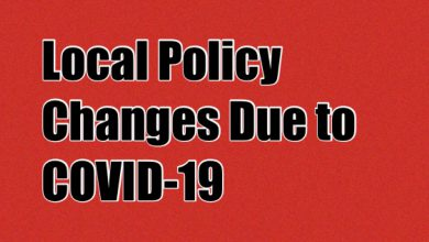 Photo of Nevada County Business Policy Changes & Closings Due to COVID-19