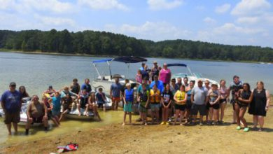 Photo of Scout Troop 5 DeGray Lake Outing
