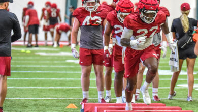Photo of Razorbacks Recover From Injuries As They Get Ready For Season