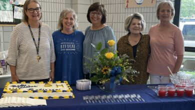 Photo of Spring Hill holds Retirement Reception for Teachers