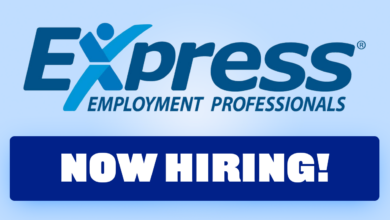 Photo of Express Employment Professionals Now Hiring