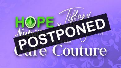 Photo of Café Couture Event Postponed Until April