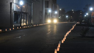 """Photo of RFL Hosts """"Light the Night"""" for Cancer Awareness"""