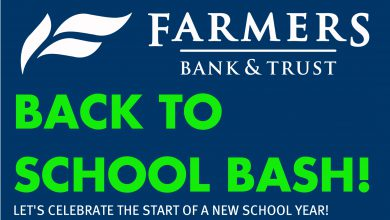 Photo of Farmers Bank Holding Free Back to School Bash