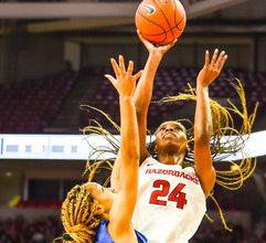 Photo of Arkansas Women Basketball vs. New Orleans