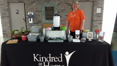 Photo of Hope Farmers' Market Has Successful Morning With Kindred At Home