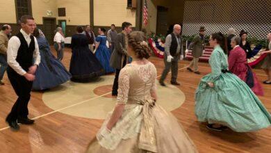 Photo of Washington Vintage Dancers Fall Ball