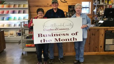 Photo of Gilbert Lumber & Supply Named Business of the Month