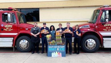Photo of Super 1 Makes Gatorade Donation to HFD