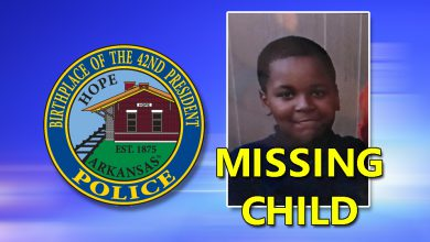 Photo of Missing Child Located