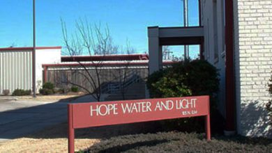 Photo of Hope City Board approves of a $10 million bond issue with Hope Water & Light after public hearing