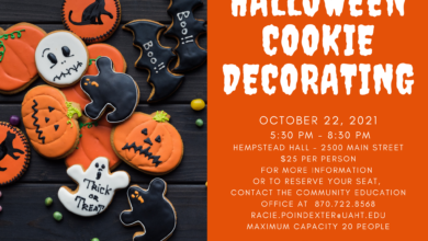 Photo of Halloween Cookie Decorating Class