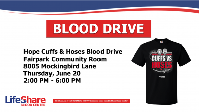 Photo of Cuffs Vs. Hoses Blood Drive