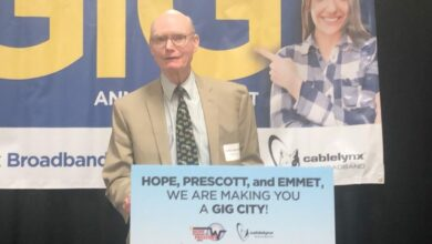 Photo of Hope-Prescott Cable TV to invest over $1M to make Hope, Prescott and Emmett a 'Gig City'