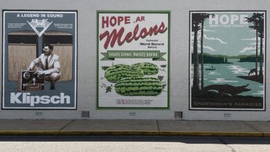 Photo of Journey of Hope Murals Celebrate History in Downtown