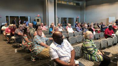 Photo of Hempstead County Strategic Planning Process members meet again