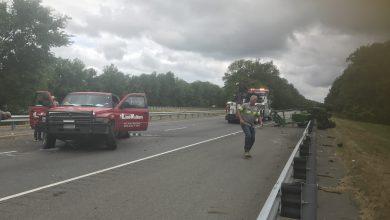 Photo of I-30 West Opened Back Up Following Crash