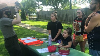 Photo of Clinton Birthplace hosts Junior Ranger Day to celebrate 10 year anniversary