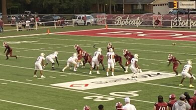 Photo of Curley Wolves Top Bobcats, 49-13