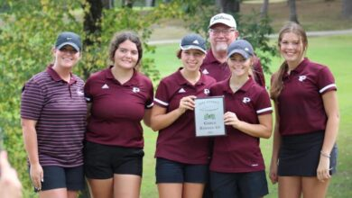 Photo of Curley Wolf Girls Golf Headed to State