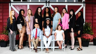 Photo of Prescott Selects Homecoming Court
