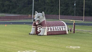 Photo of Coach's Corner – Prescott vs. Centerpoint