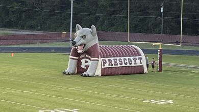 Photo of Contentious Game Gives Prescott 50-41 Victory Over Centerpoint