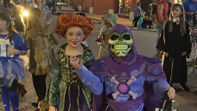Photo of Plow Boys' Trunk or Treat a Hit in Downtown on Saturday