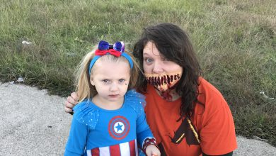 Photo of Trunk or Treat at Save A Lot and Dollar General