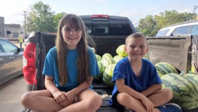 Photo of Three Little E's Farm Joins Hope Farmers' Market Today