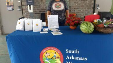 Photo of South Arkansas Migrant Education At Farmers' Market