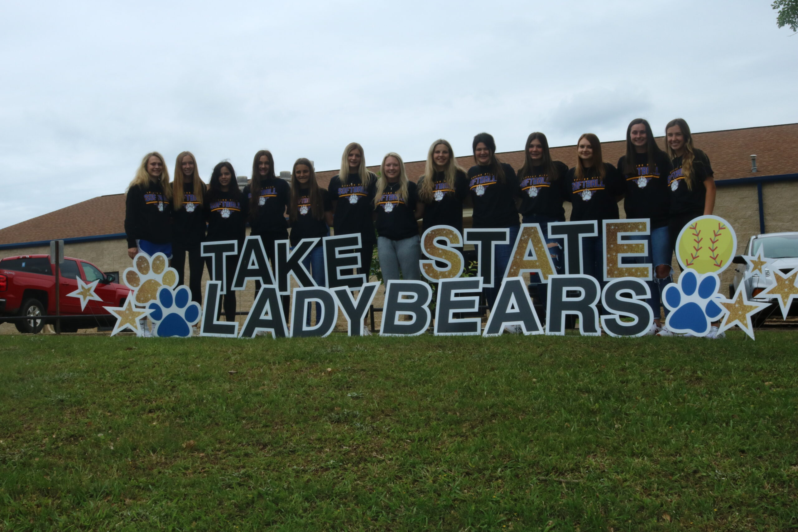 Photo of Spring Hill Lady Bears Softball head to state