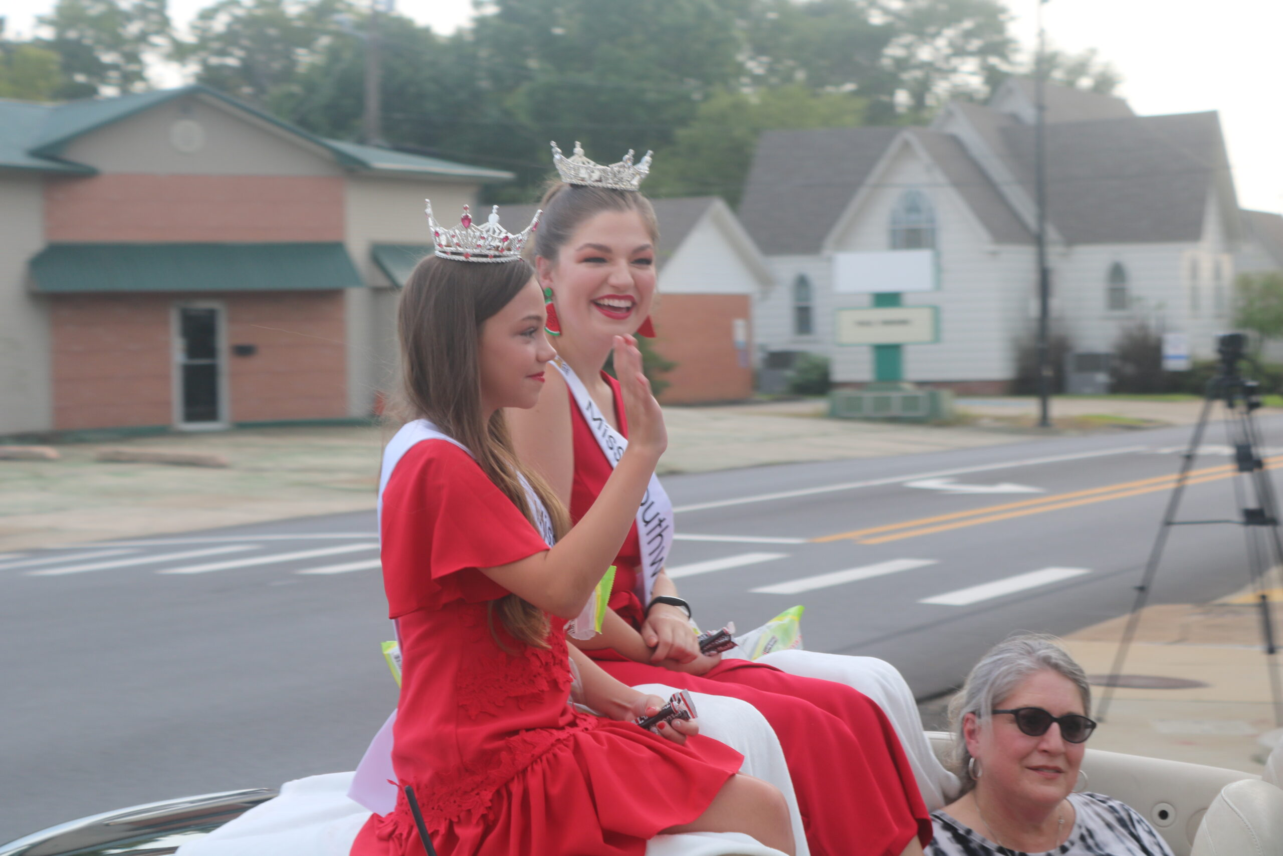 Photo of Watermelon Festival Parade: an 'appetizer for the main dish' [PHOTOS]