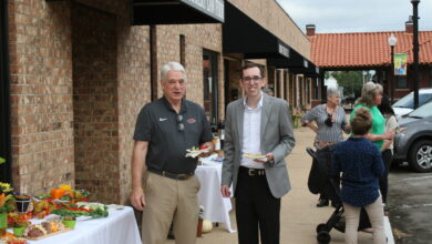 Photo of Montgomery Law Firm Hosts Community Coffee Catered by HeBrews 11:1