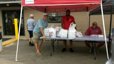 Photo of Hope Kiwanis Barbecue Chicken Dinner At Watermelon Festival