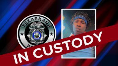 Photo of Suspect in Texarkana Shooting in Custody