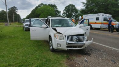 Photo of Sunday Afternoon Accident