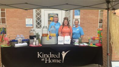 Photo of Kindred At Home hosts Chamber Community Coffee