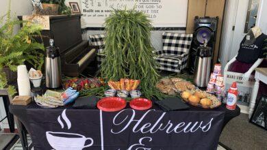 Photo of Hebrews 11 & 1, Coffee, Community & Conversation