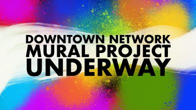 Photo of Hope Downtown Network to Begin Mural Project