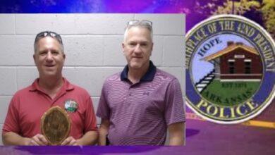 Photo of Lieutenant Jim Bush Announces Retirement