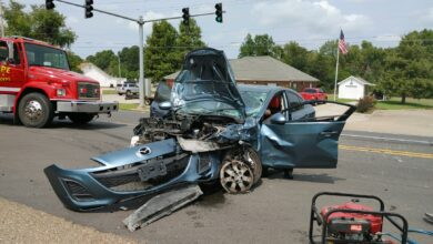 Photo of Update – Accident on 3rd & Rocky Mound Road
