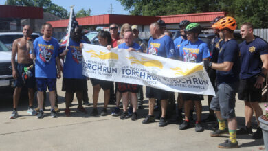 Photo of Special Olympics Torch Run a success with Hope police department
