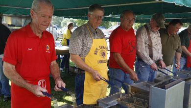 Photo of Hope in Action Fish Fry Today