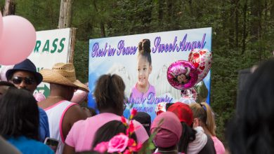 Photo of Hundreds Gather to Honor Maleah Davis in Fulton