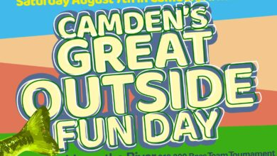 Photo of Camden's Great Outside Fun Day