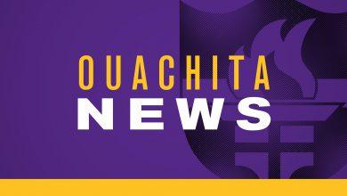 Photo of Ouachita honors outstanding alumni during Homecoming festivities