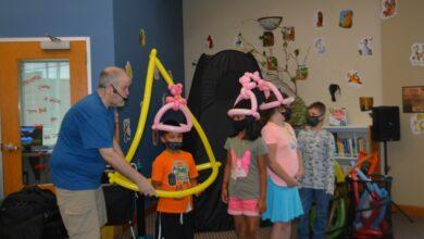 Photo of Prescott/Nevada County Library Kicks Off Summer Reading Program With Balloon Man