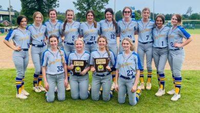 Photo of Lady Bears Are District Runner-Up In Softball: Regional Tourney Is Next